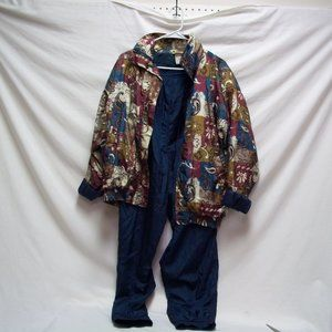 Jacket and Pants Size Large